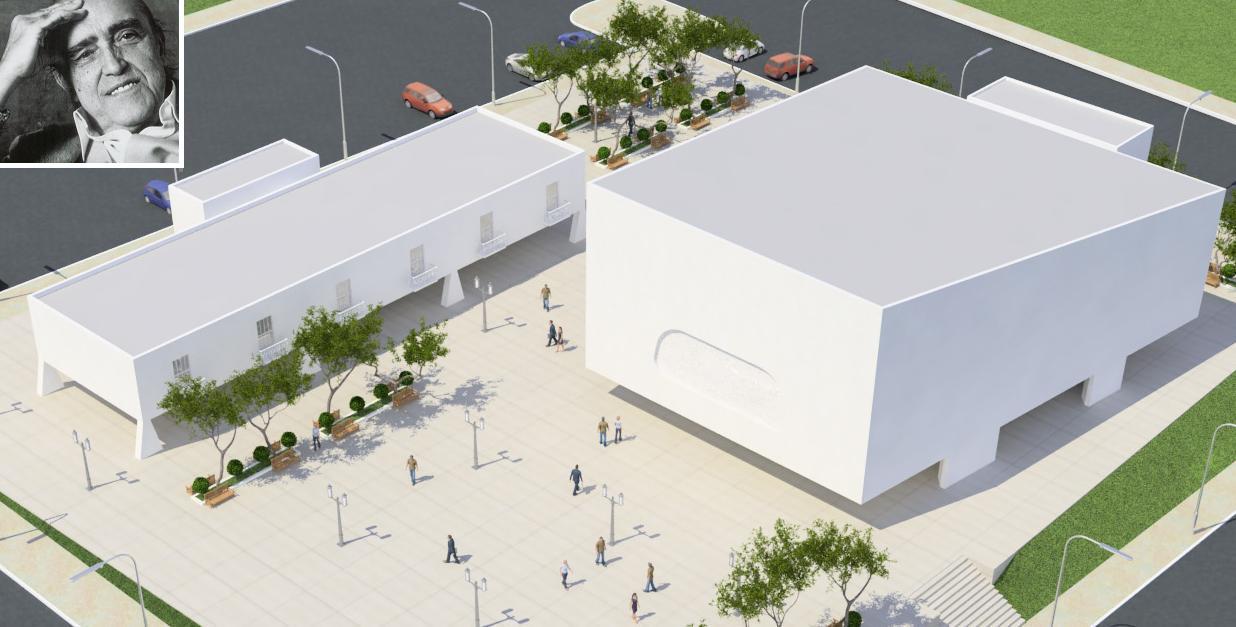 Projeto Estrutural do CCON