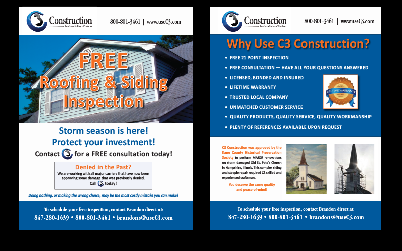 2-Sided Flyer