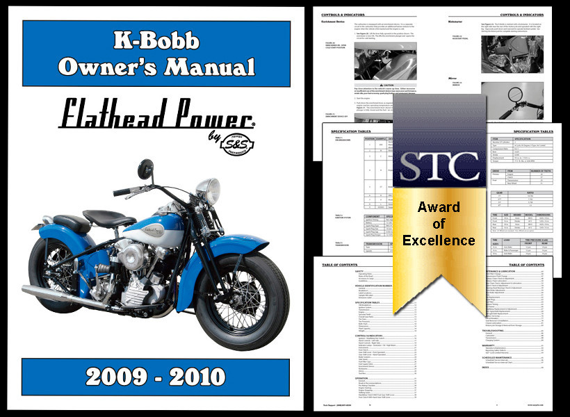 100-Page Owner's Manual