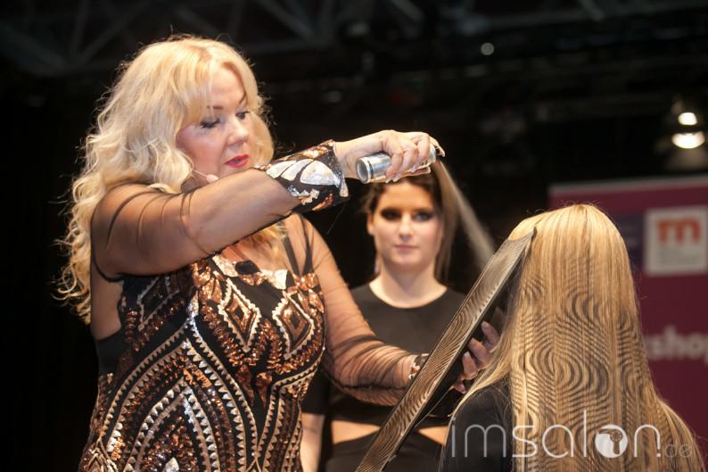 TopHairMesseDuesseldorf2018_Sveinsdottir