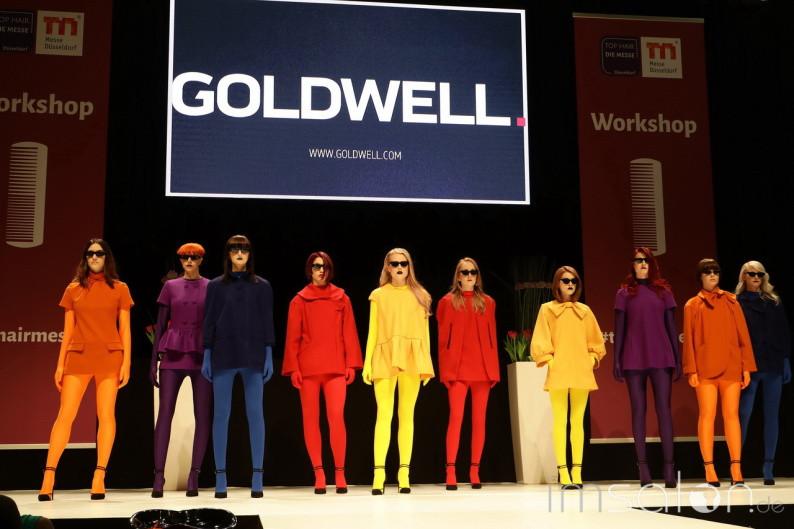 TopHairMesseDuesseldorf2018_Goldwell_Sho