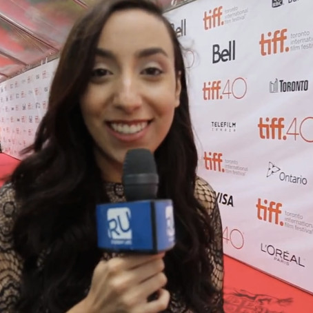 My Red Carpet Debut | TIFF 2015
