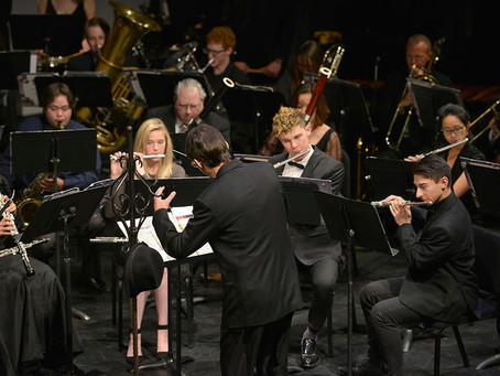 Grace Hale Commissioned by Colorado College Concert Band for Premier in December 2019