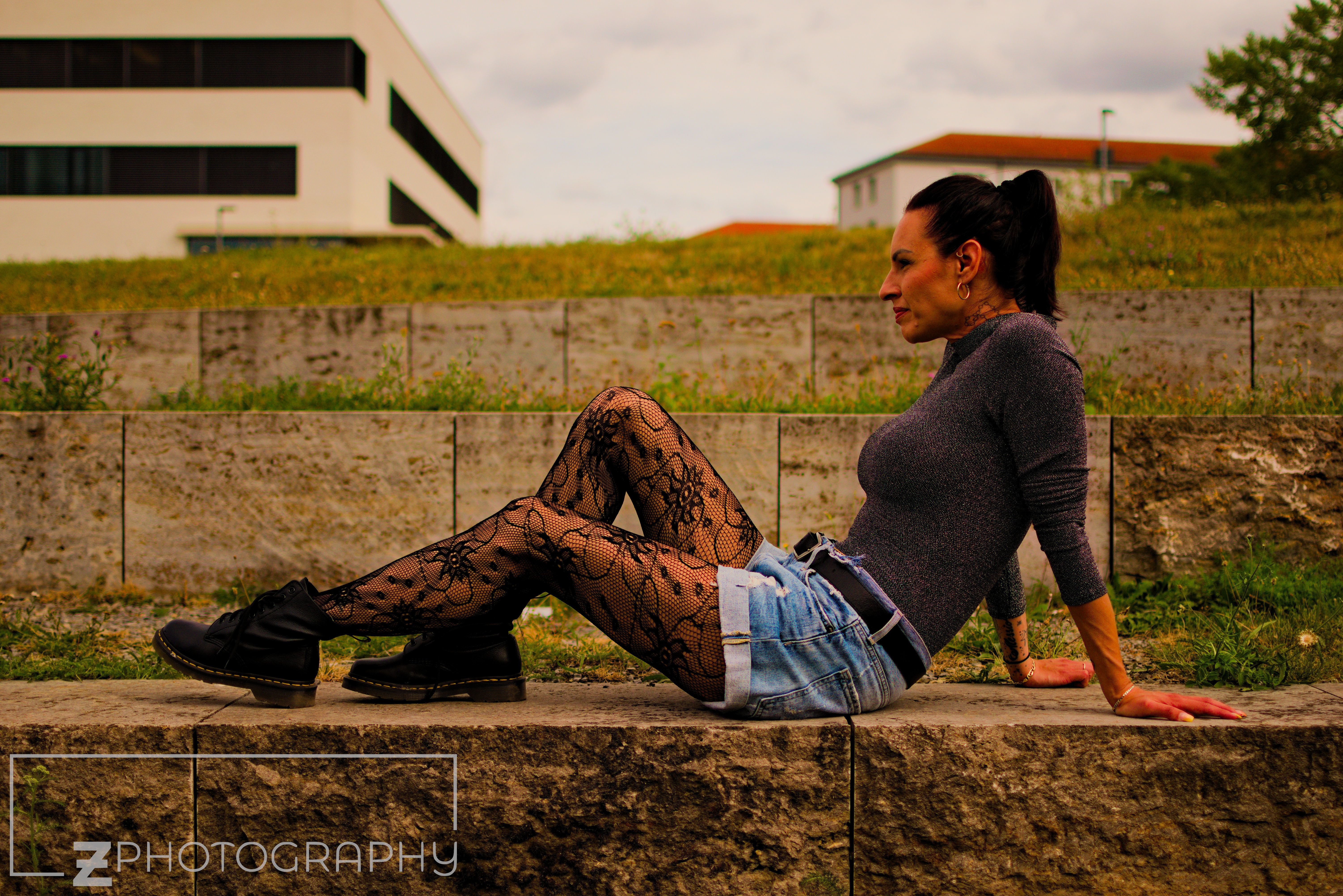 Model: Antonella Somma