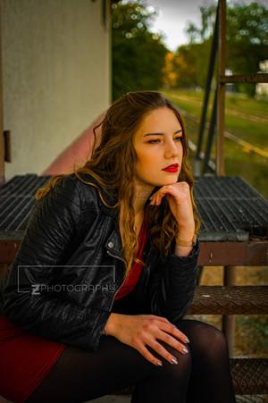 Model: Michelle Neuberger