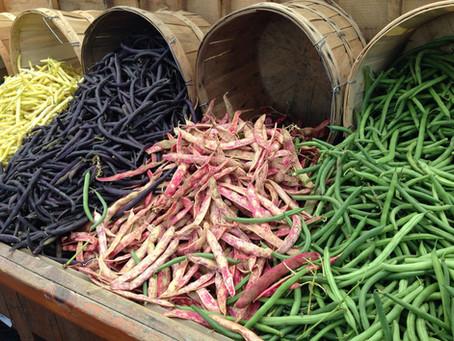 Pour en finir avec les fèves et les haricots!