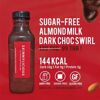 SUGAR-FREE ALMOND MILK DARK CHOC SWIRL