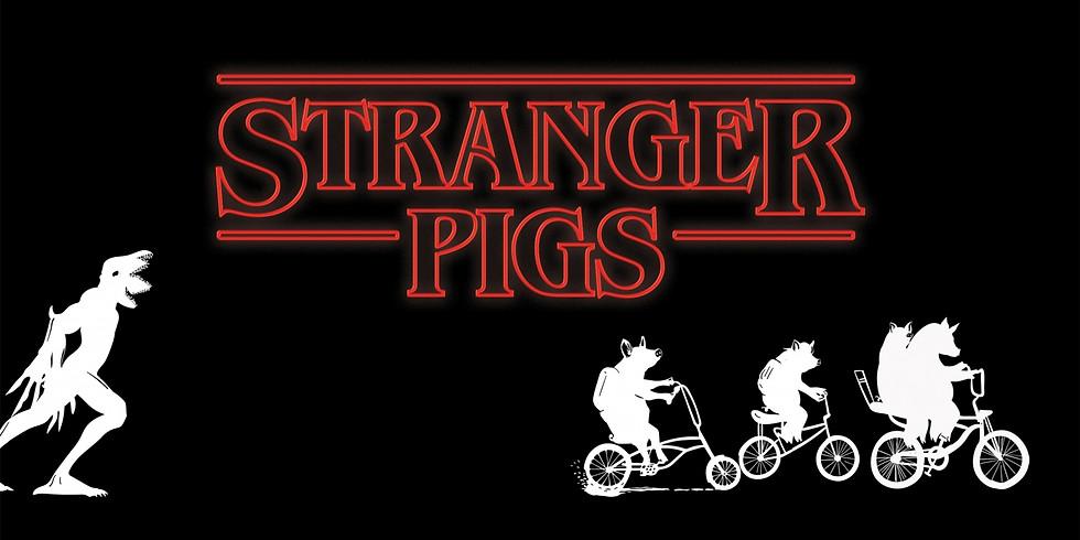 """Martha Stars In """"Stranger Pigs"""""""