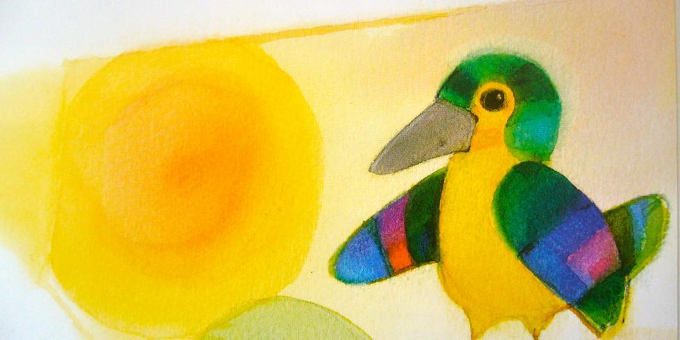 ONLINE Musikalische Mitmachgeschichte: Der Chamäleonvogel