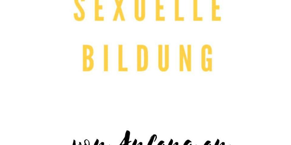 ONLINE Sexuelle Bildung von Anfang an: die Kindliche Sexualität kennen und verstehen lernen
