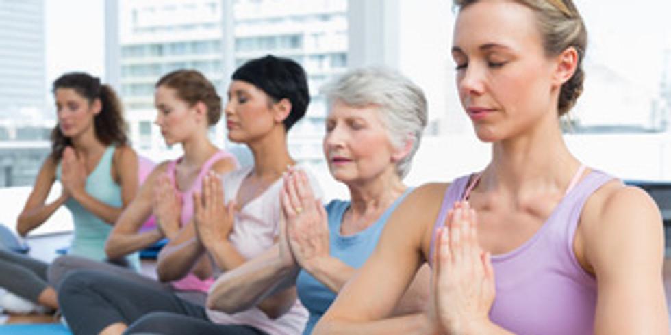 Ein Kurs in Weiblichkeit: Yoga, Tanz, Musik & Meditation