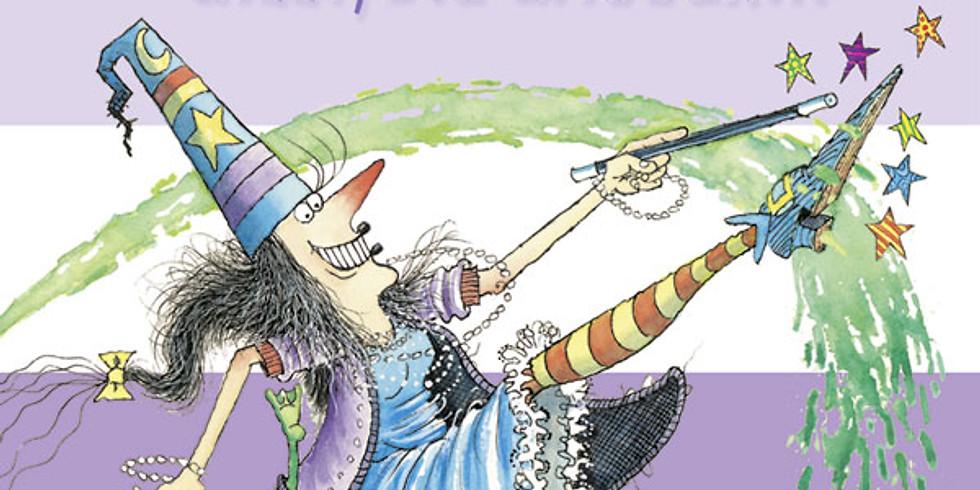 Musikalische Mitmachgeschichte: Zilly, die Zauberin