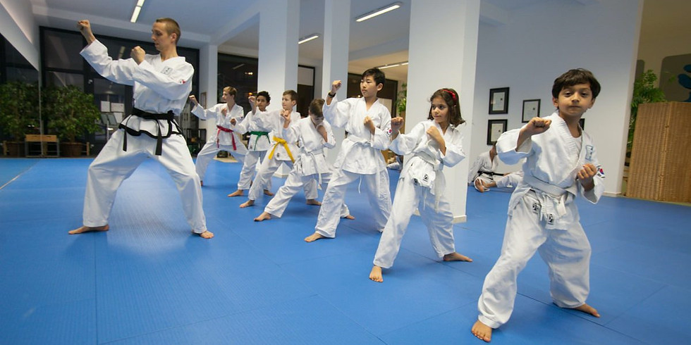 FamilienTaekwondo für Kinder ab 4