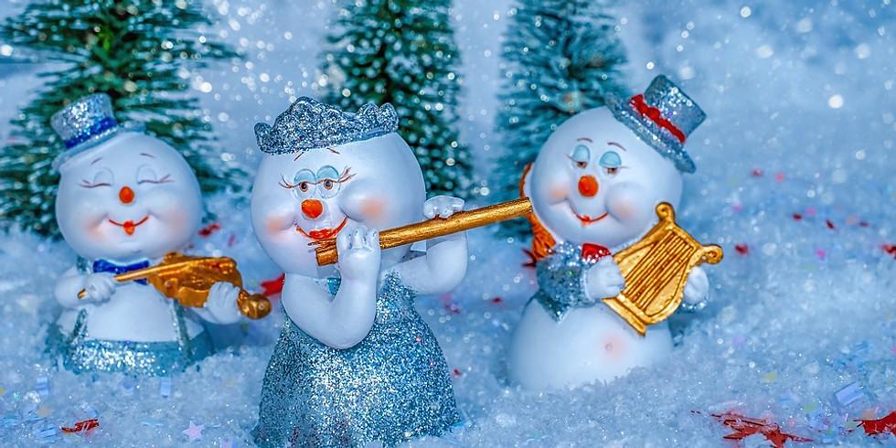 """ONLINE """"gemeinsames Winter- und Weihnachtslieder singen"""""""