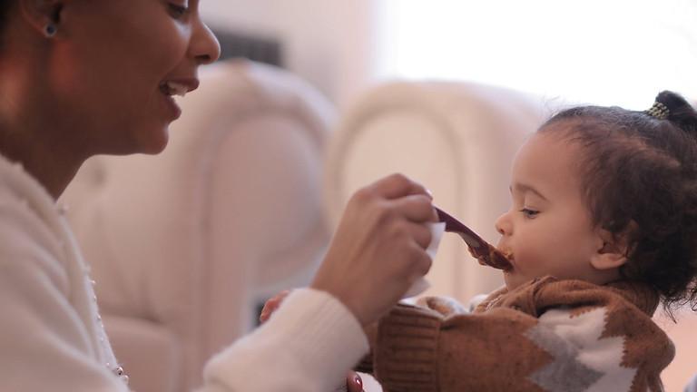 ONLINE: Babys erstes Löffelchen