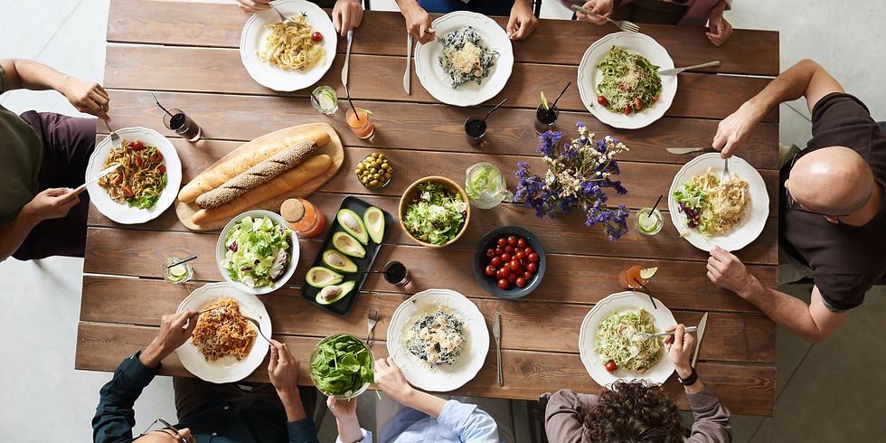 ONLINE Gesund und entspannt genießen – Wie bringe ich nachhaltig gesundes Essen in den Familienalltag?