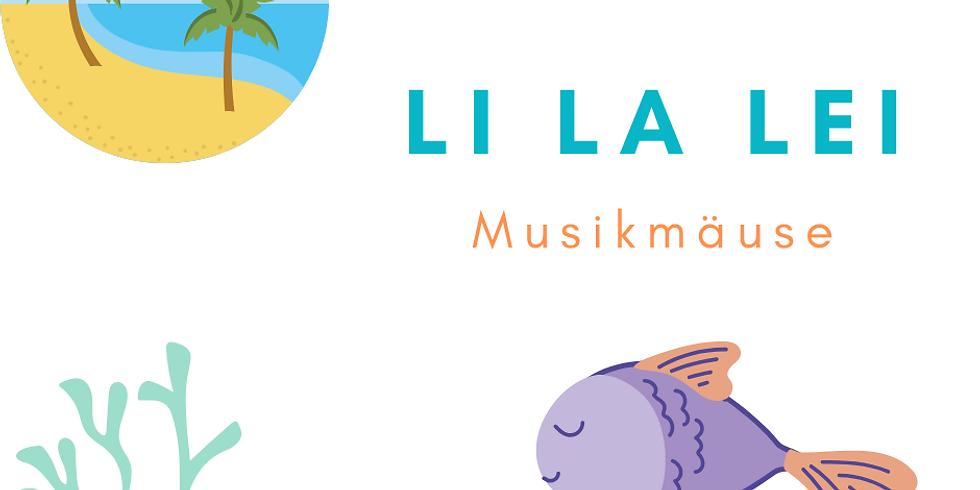 """LI LA LEI Musikmäuse """"Sommer- Fische Strand und Mehr"""" für Kinder 1,5 - 3 Jahren (1)"""