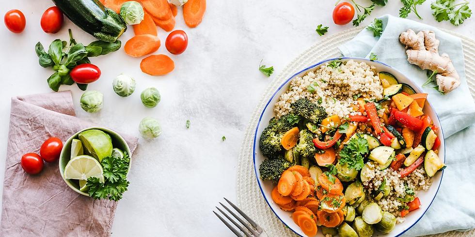 kostenlos: Richtig essen von Anfang an Workshops: Ernährung in Schwangerschaft & Stillzeit