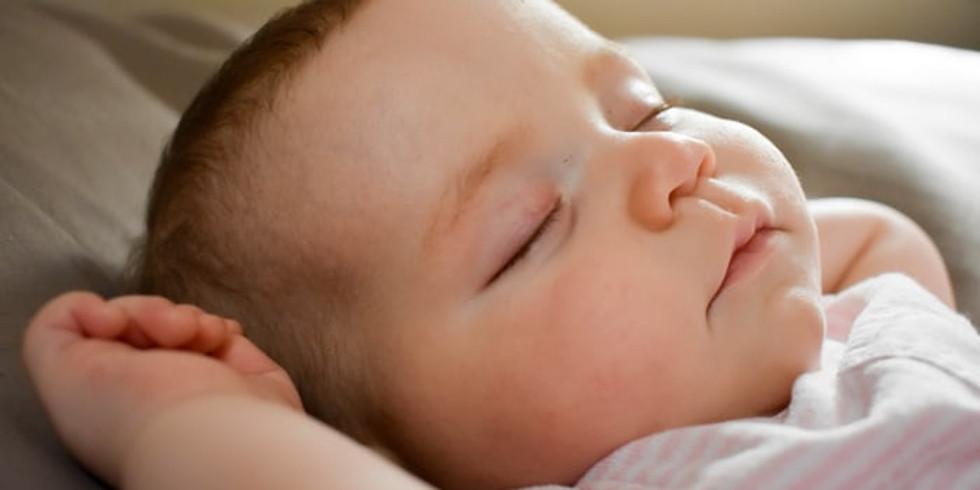 """ONLINE """"Die Wichtigkeit der Eltern-Kind-Bindung im Zusammenhang mit Kinderschlaf"""