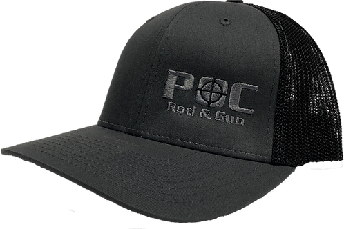 POC Rod & Gun Logo Flexfit Hat