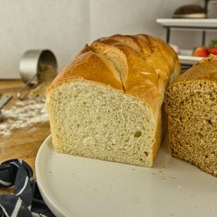 White & Five-Grain Loaf