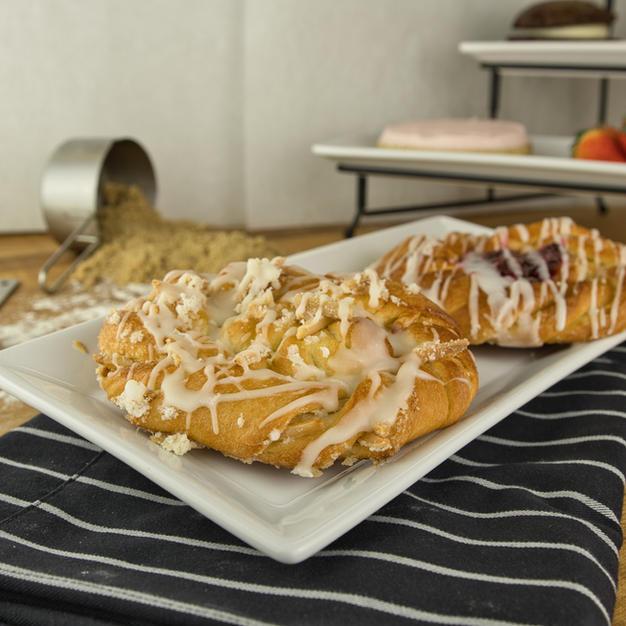 Almond Spiral & Fruit Spiral
