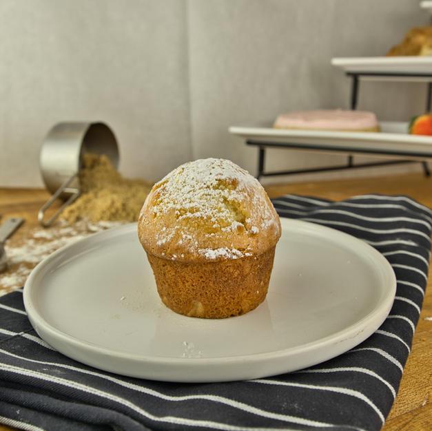 Lotta Lemon Muffin