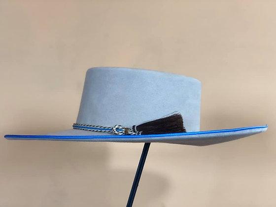 Sand & Royal Blue Buckaroo