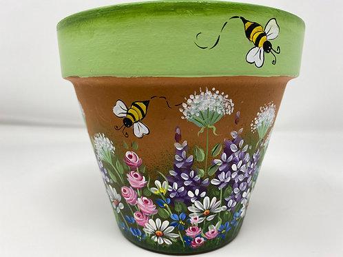 Spring Thyme Flowerpot E-Packet