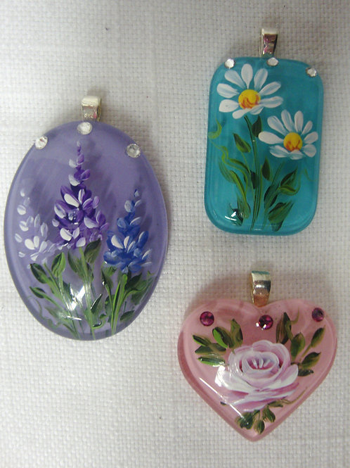Glass Pendants E-Packet