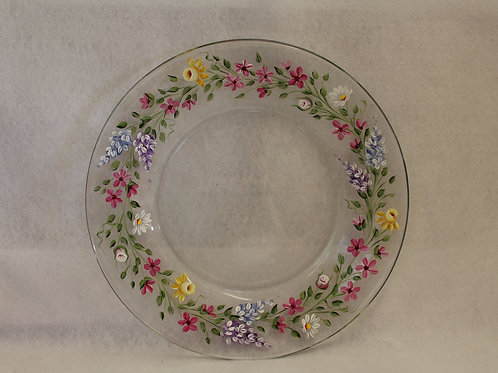Floral Plate E-Packet