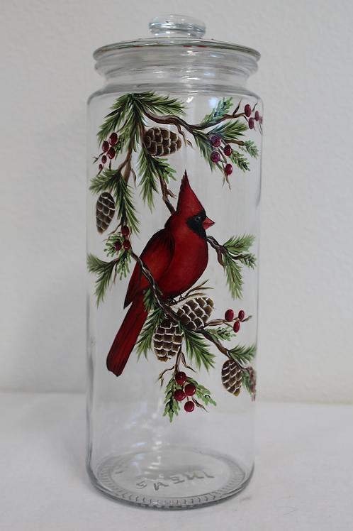 Cardinal Jar E-Packet