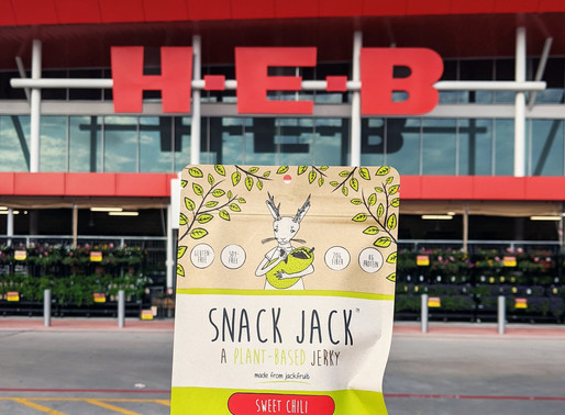Snack Jack jerky now at H-E-B