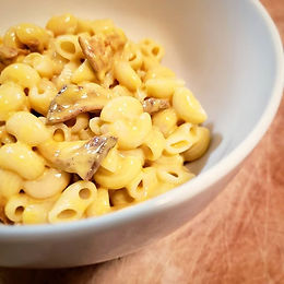 Snack Jack Mac (gluten-free, vegan)
