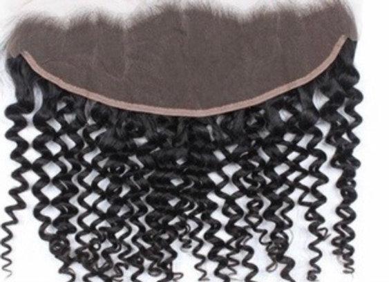Brazilian Curly Frontal