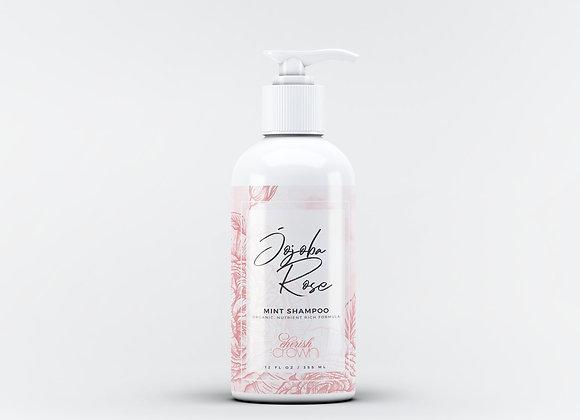 Jojoba Rose Mint Shampoo