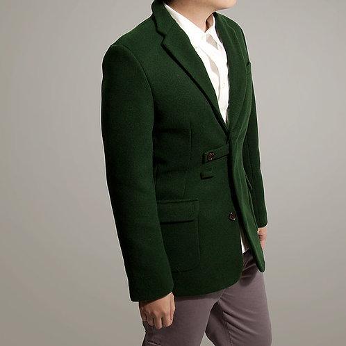 Stylish Strip Coat 中外套