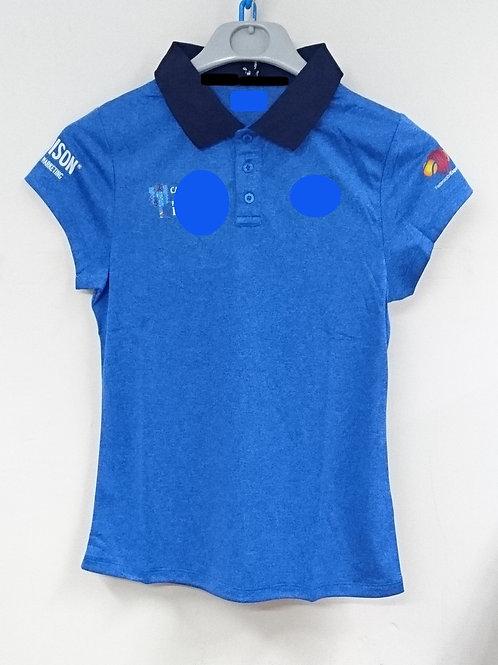 女裝運動Polo裇 Ladies Sports Polo shirt 的副本