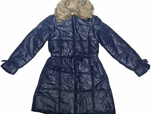 女童棉外套 Girls Long Padded Jacket