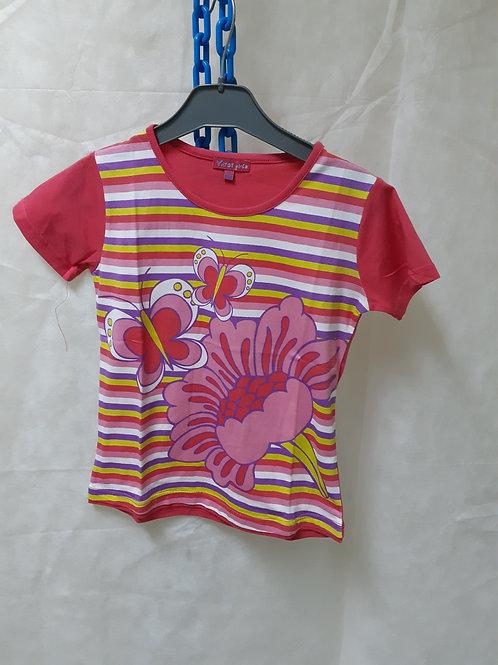 女童T恤,全棉