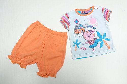 短袖2件套裝 Kids Set