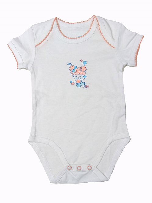 BB短袖爬服 Baby Short-sleeved Romper