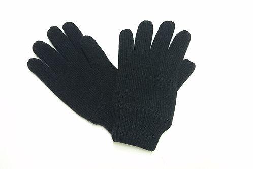 大人毛冷手套