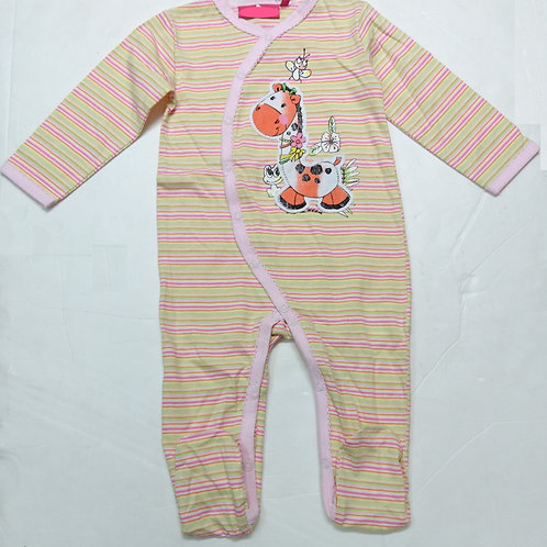 BB長袖爬爬服 Baby long-sleeved romper