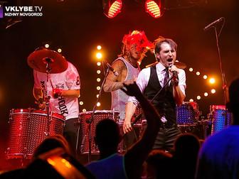 Moscow HooK - в Indi Club (Premio centre) 30.05.2015 (шоу барабанщиков, барабанное шоу, шоу барабано