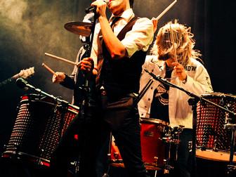 """фото отчет с сольного концерта группы """"Moscow HooK"""" в клубе Б2 1.10.2014"""