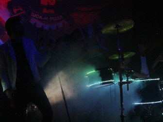 Moscow HooK в Hard Rock Cafe