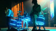 Световые барабаны, светодиодные барабаны, свето-диодное шоу. Дорогие друзья теперь мы выступаем со с