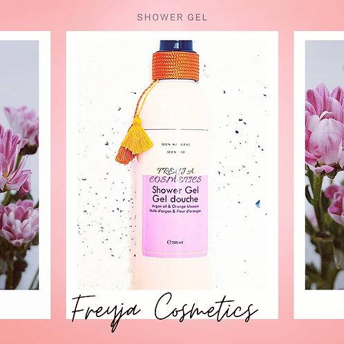 Gel douche Argan & Fleur d'Oranger