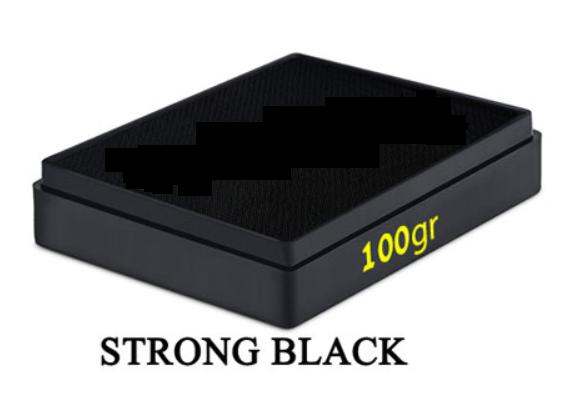 איפור קייק 100 גר שחור